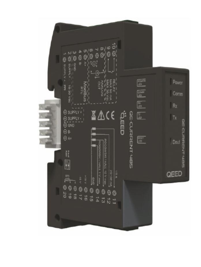 Bộ chuyển tín hiệu QE-Current-485
