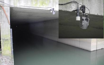 Ứng dụng đo mực nước sông