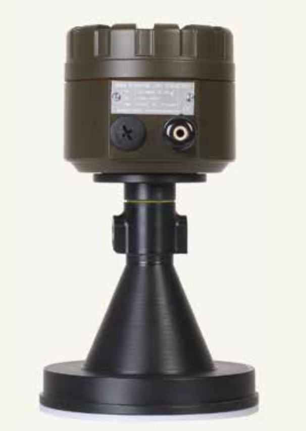 Cảm biến radar đo mức liên tục