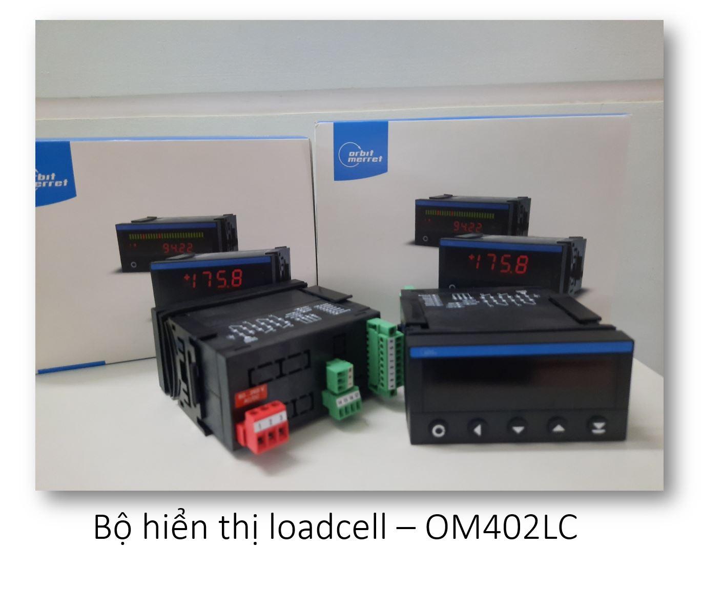 OM402LC - Bộ hiển thị cân