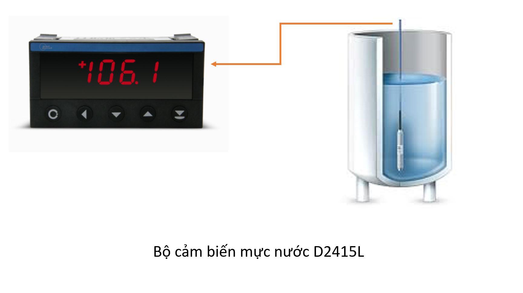 Bộ hiển thị mực nước OM352UNI