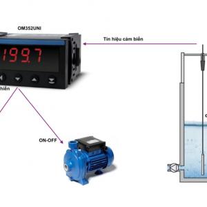 Bộ đo mức thuỷ tĩnh D2415L